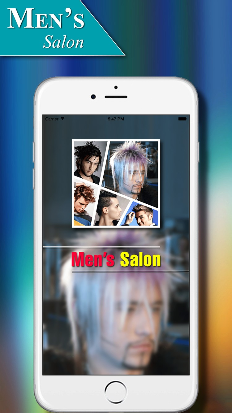 Men's Salon - Men's Hairstyles Gallery