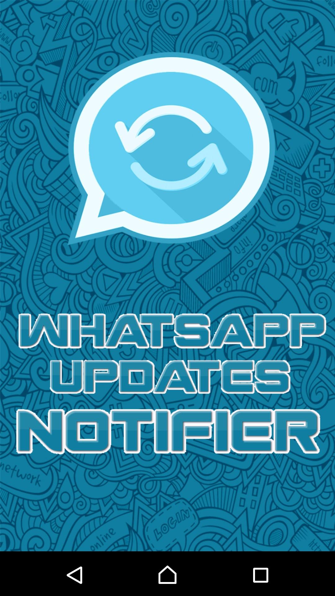 Notifier for WhatsApp