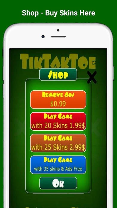 Tik Tak Toe Free - Play n Win, Connect Three Symbols In A Row
