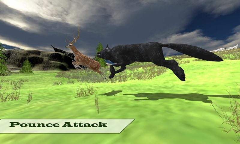 Ultimate Wild Wolf Simulator
