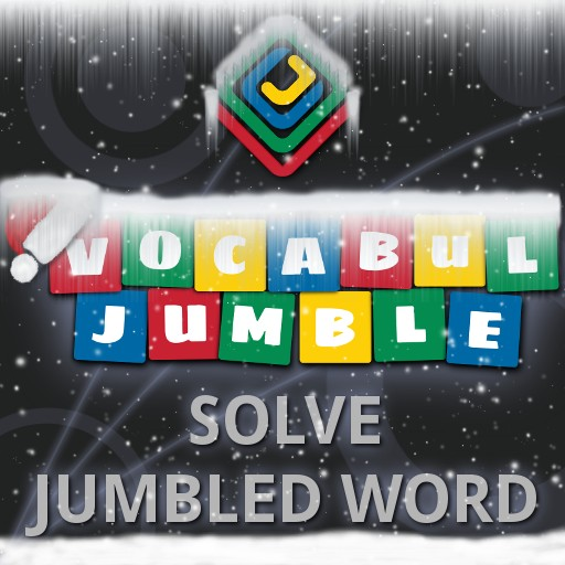 Vocabul Jumble (Word Jumble)