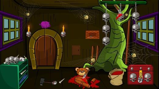 931 Halloween House Escape