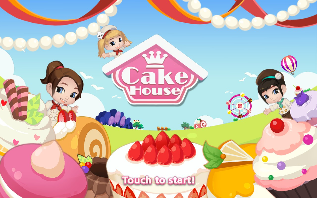Cake House : a sweet journey