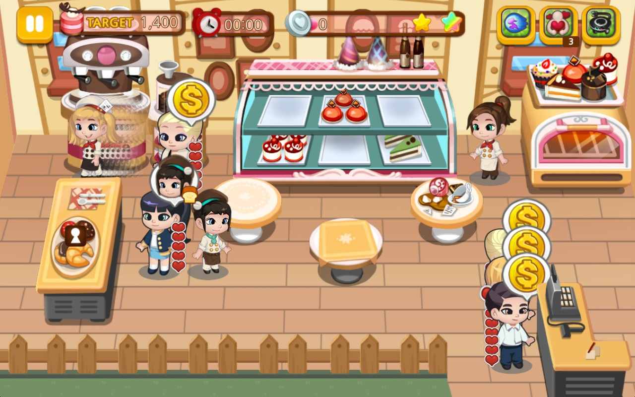 Cake House : a sweet journey
