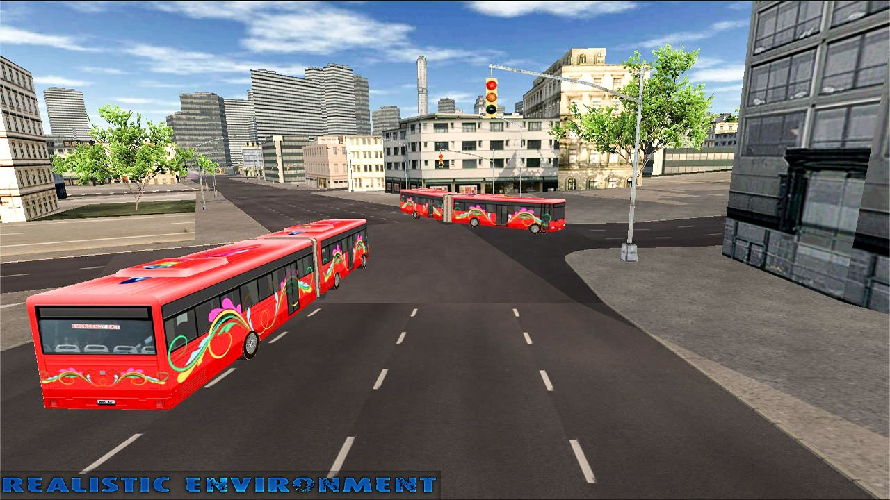 Drive City Metro Bus Simulator