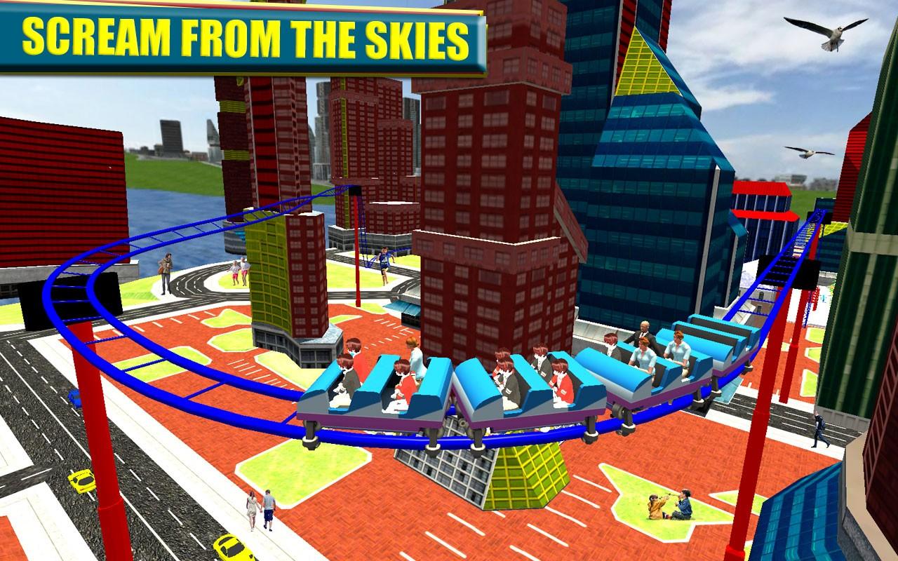 Fabulous Roller Coaster 3D