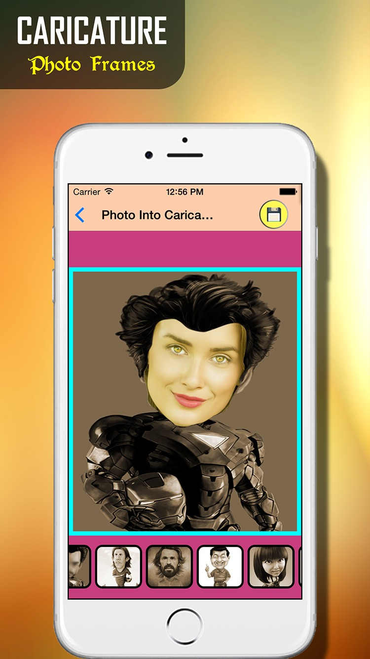 Face Caricature - Insta Cartoon Maker