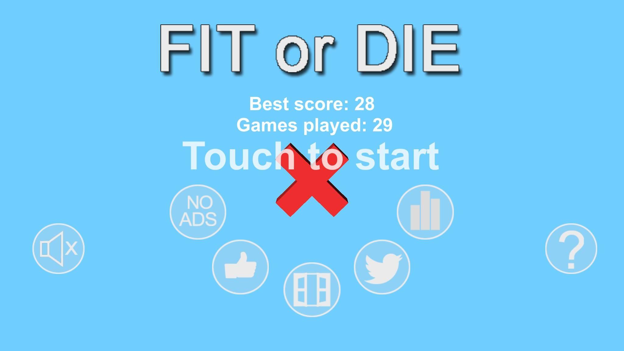 Fit or Die