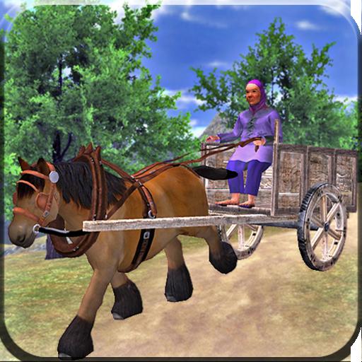 Go Cart Horse Racing