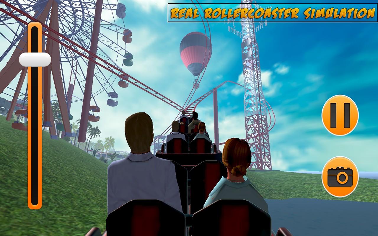 Go Real Roller Coaster