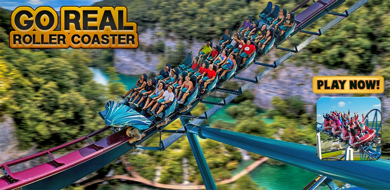 Jurassic Jungle Roller Coaster