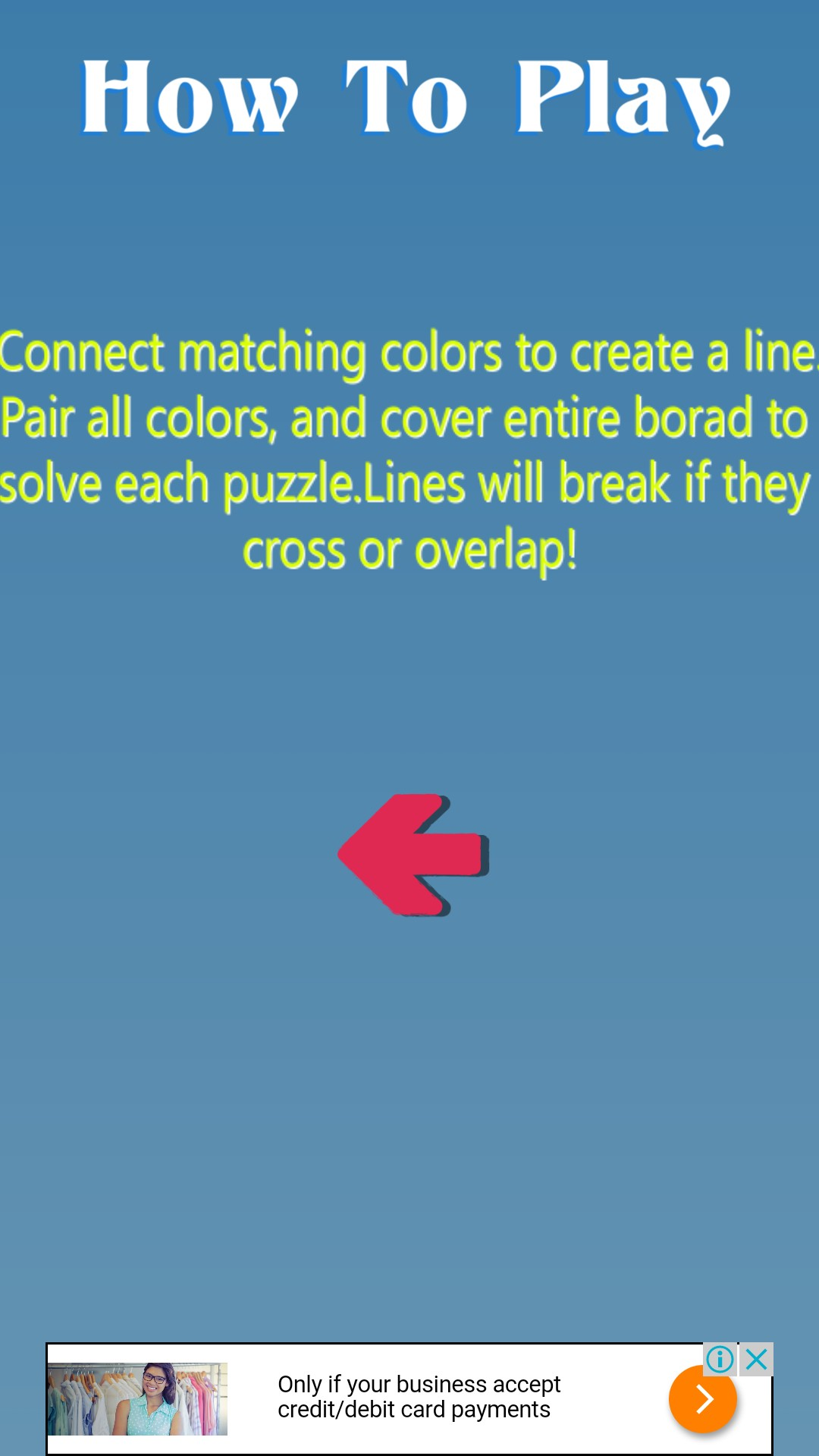 LineJoint Puzzle Game
