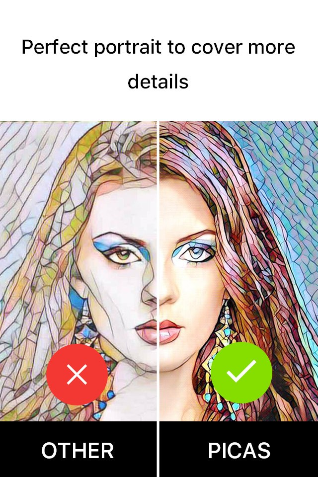 Picas - Art Photo Filter for Cool Pic & Selfie