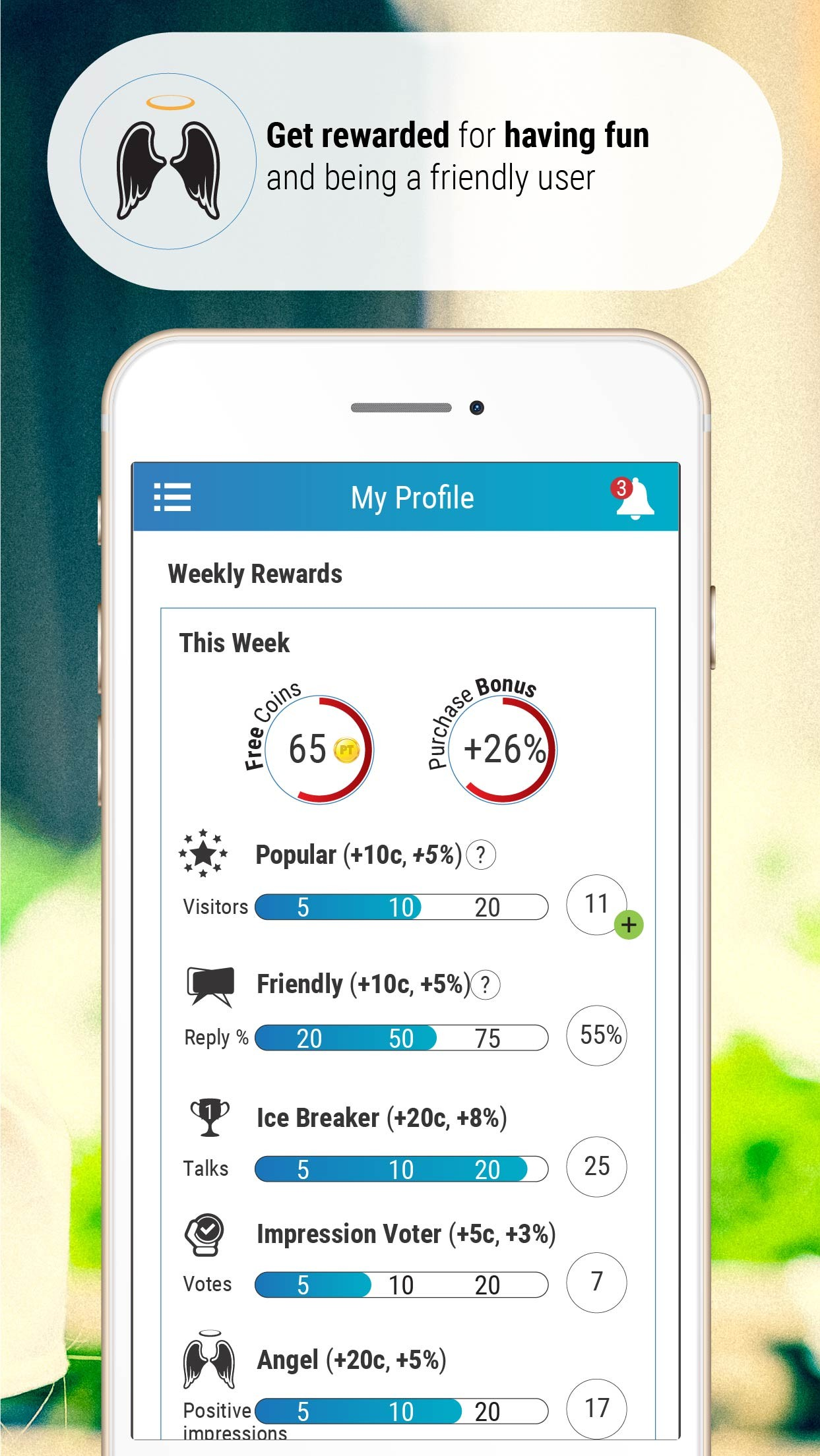 PriveTalk Online Dating App