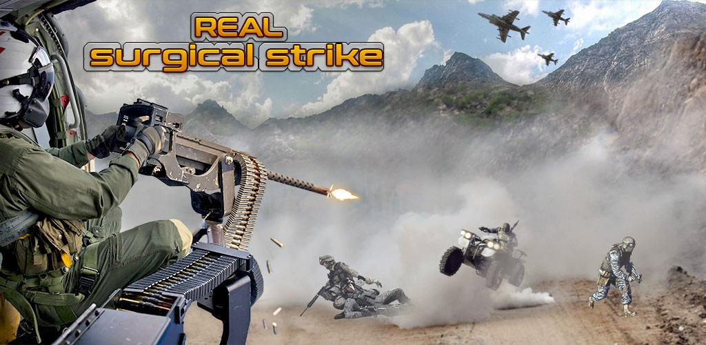 Real Surgical Strike Attack