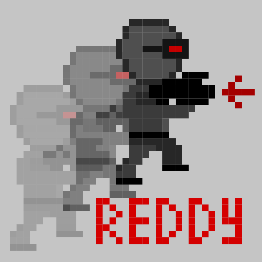 Reddy: mission Cyber city