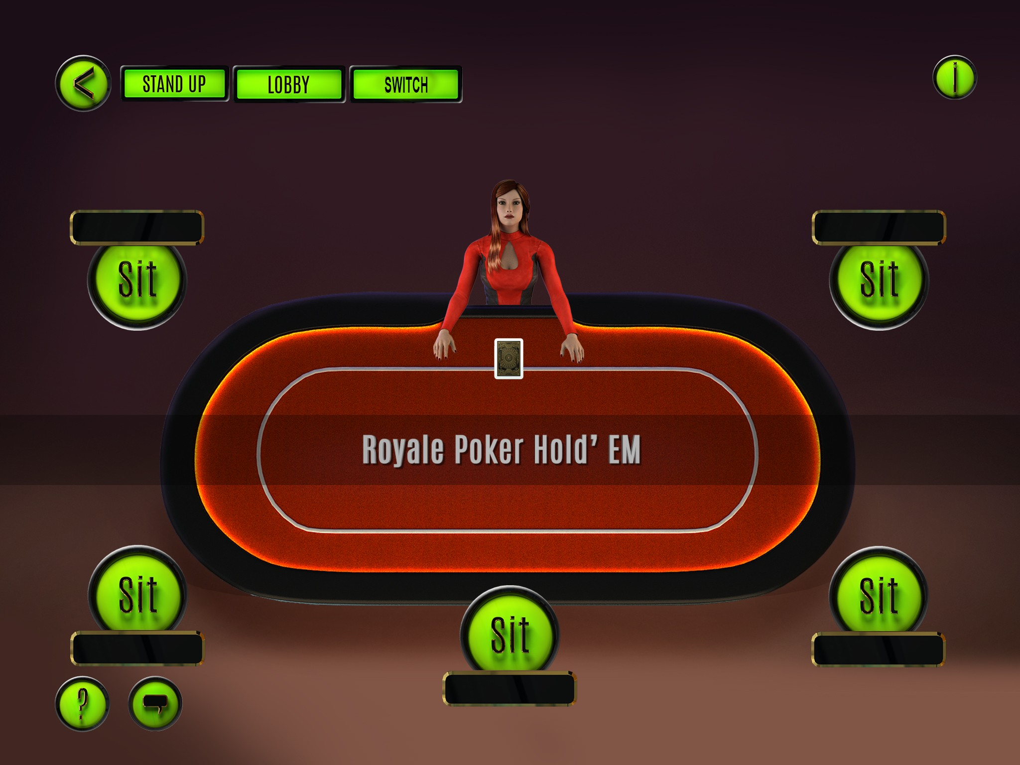 royale poker
