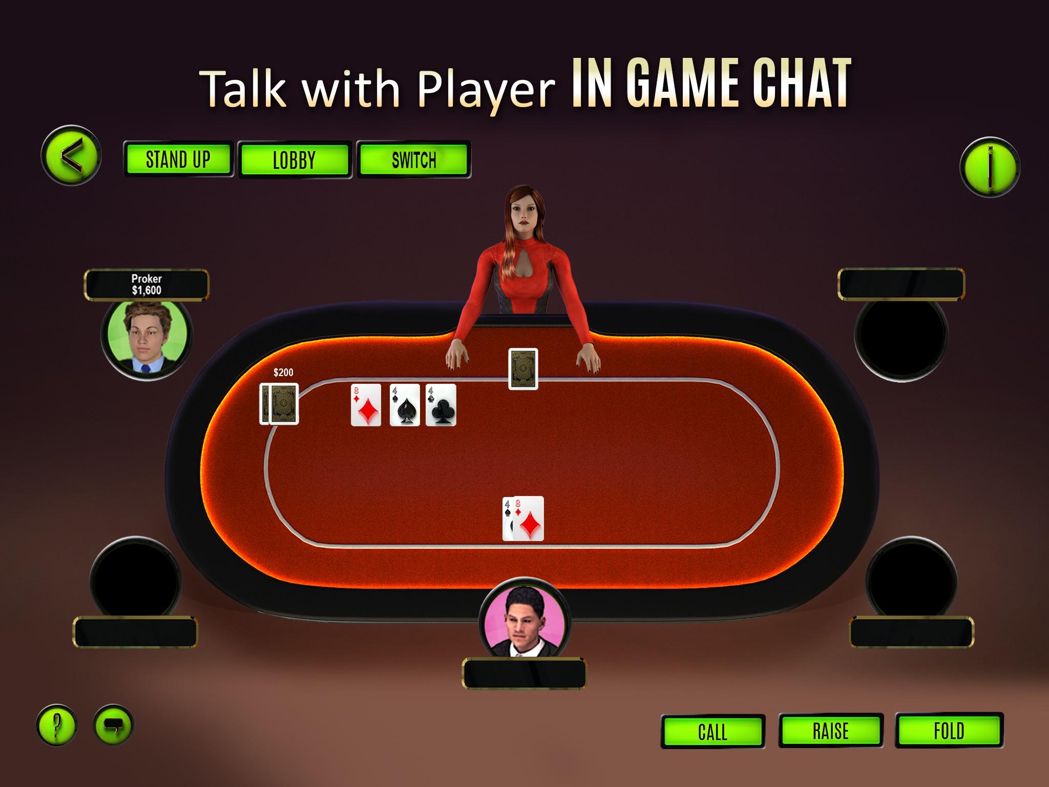 Royale Holdem Poker Live