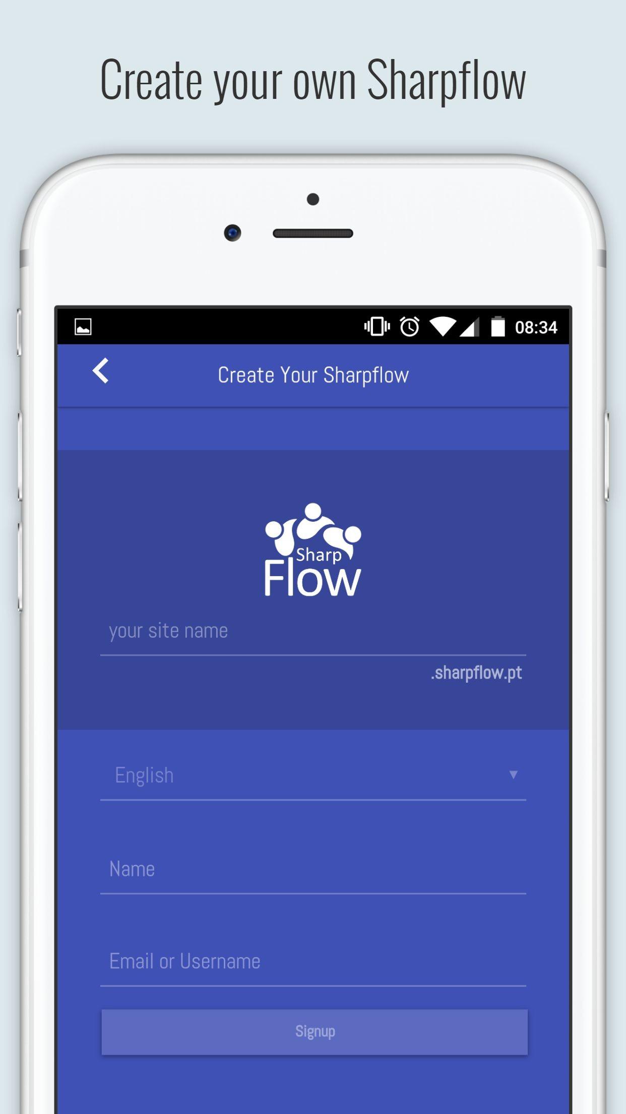 Sharpflow