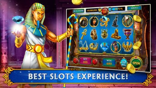 【Slots Pharaoh's】