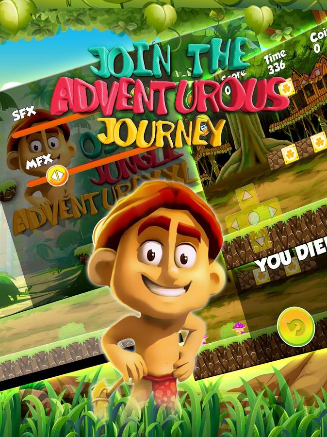 Super Oscar Jungle Adventure