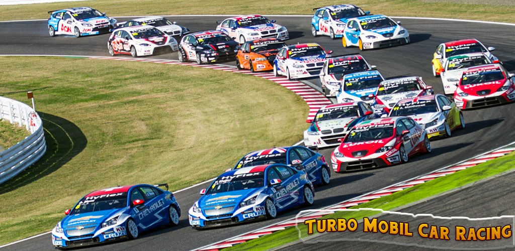 Turbo Mobil Car Racing