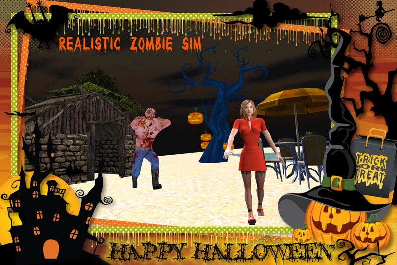 Ultimate Zombie : Halloween