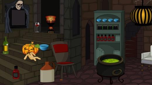 941 Halloween Palace Escape
