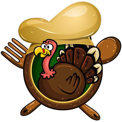 959 Thanksgiving Turkeys Escape