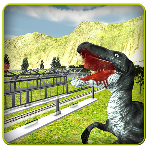 Angry Dinosaur Simulator:Train