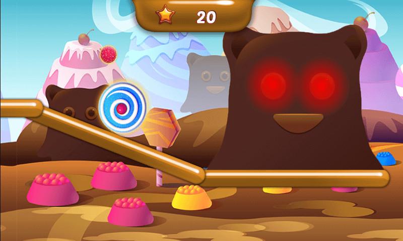 Candy Bear Bounce