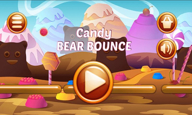 Candy Bear Bounce