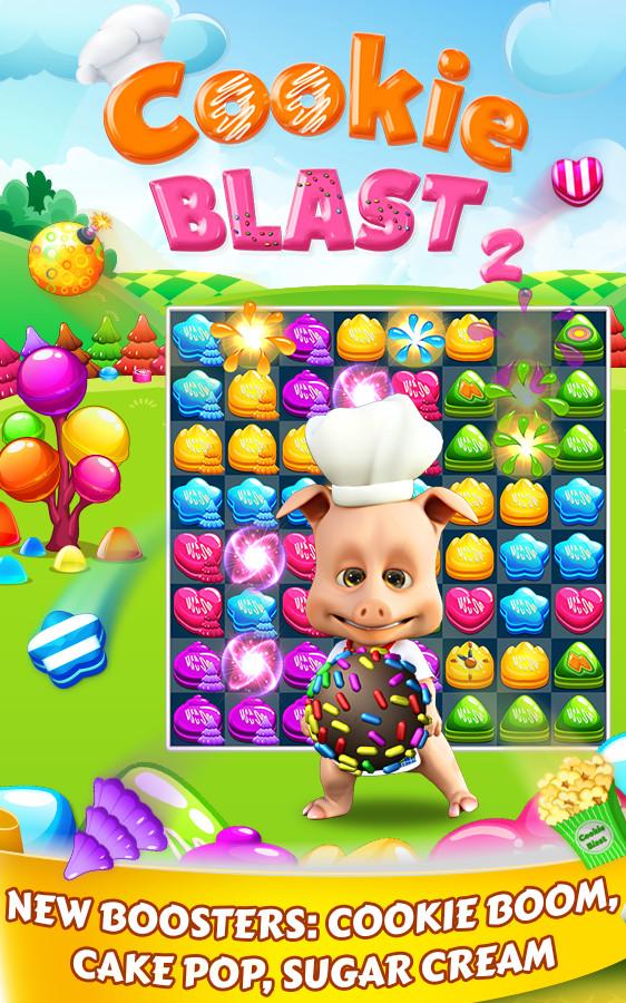 Cookie Blast 2