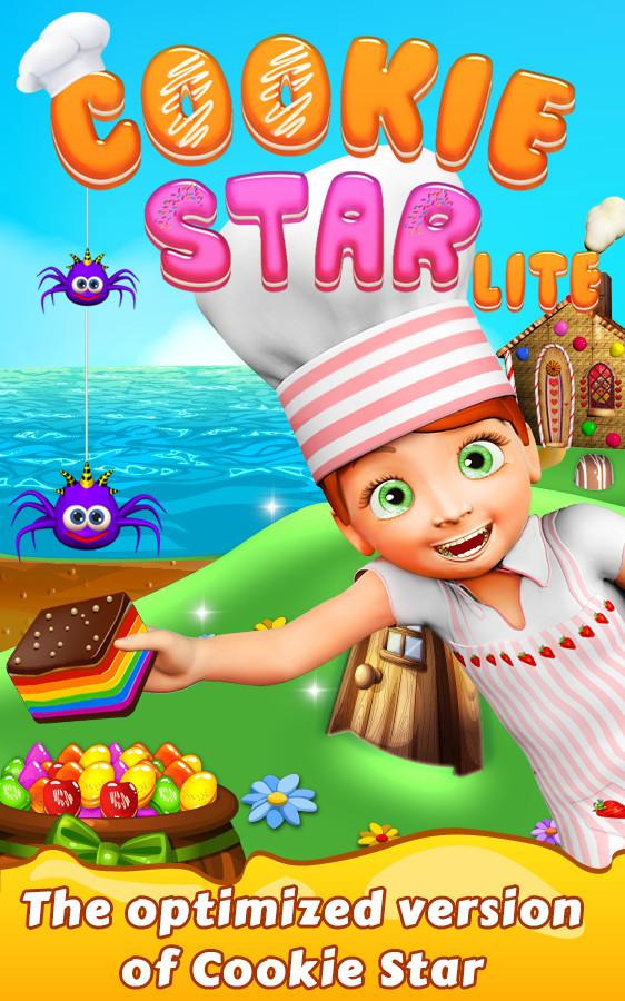 Cookie Star Lite