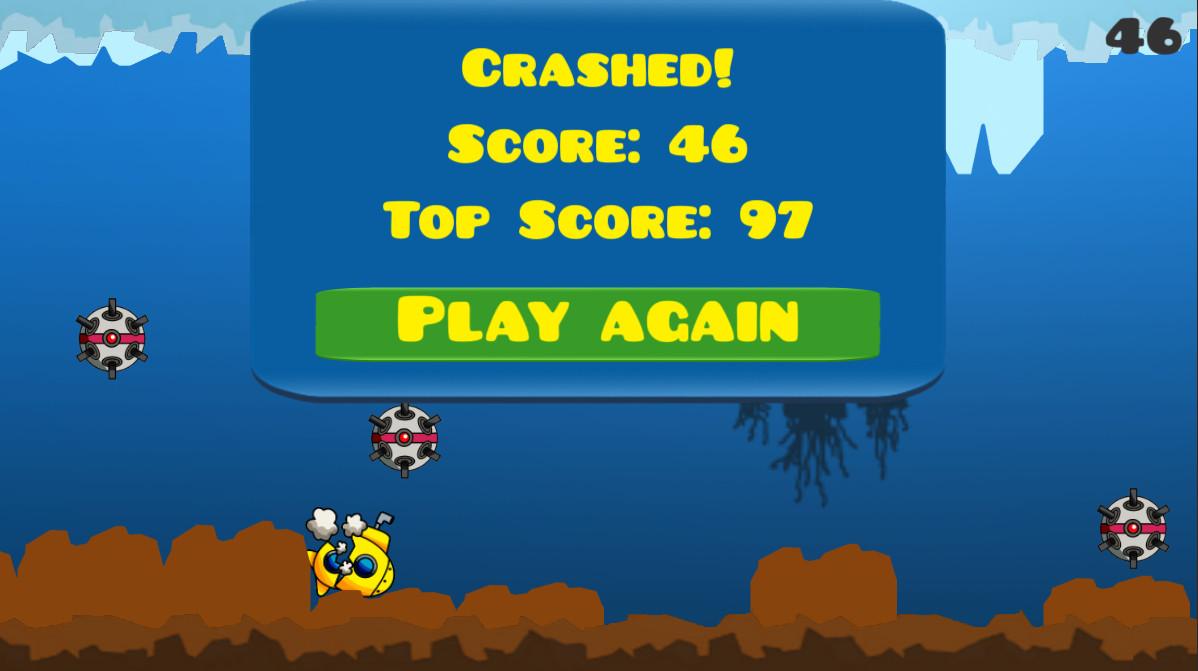 Crashy Sub