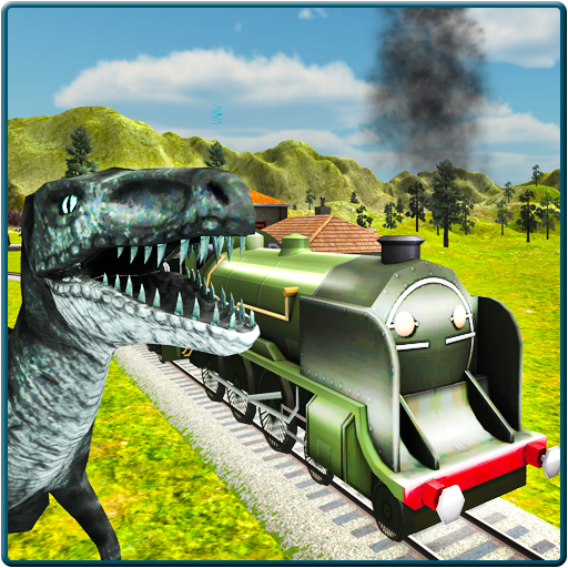 Dinosaur Simulator: Train Park