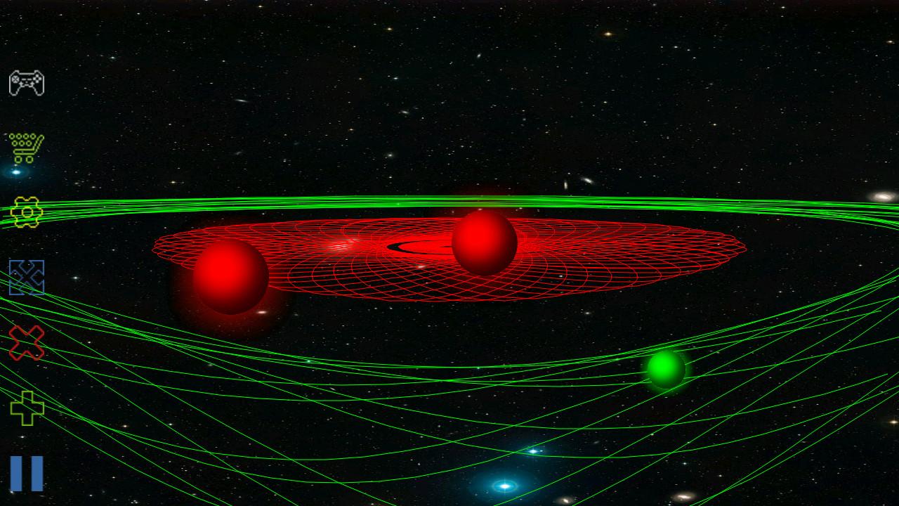 Galaxy Space Simulator Pro 3D