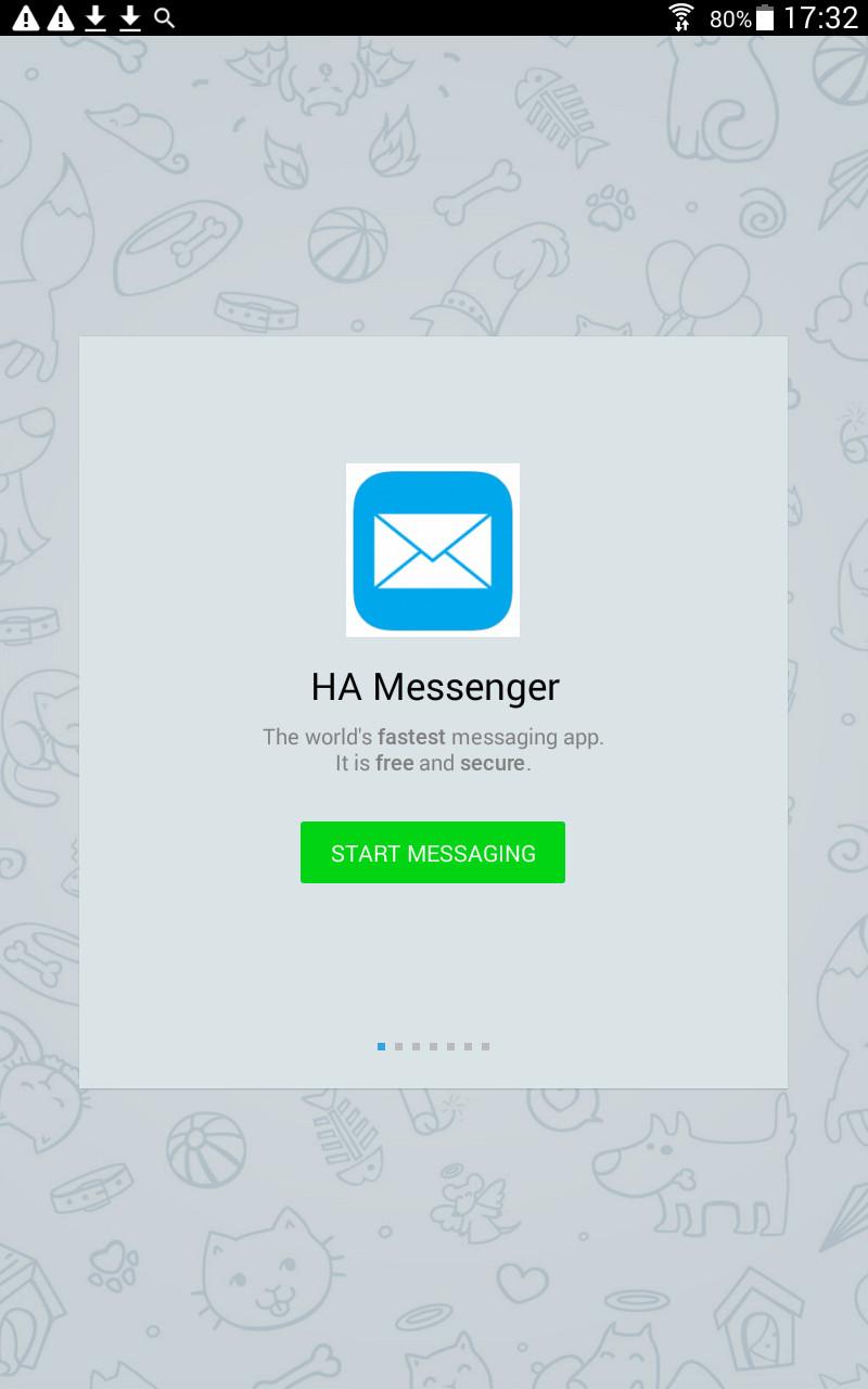 HA Messenger