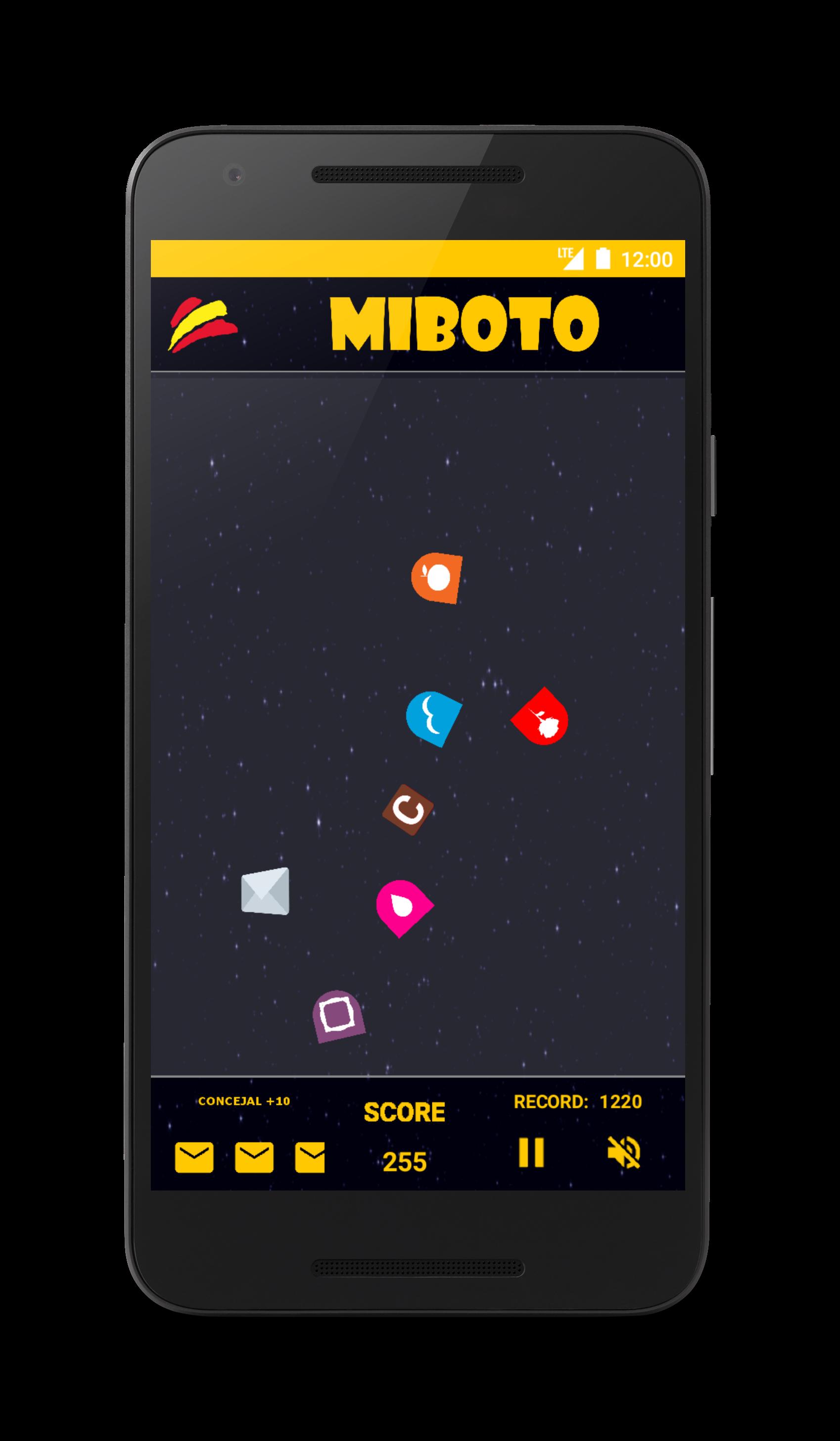 MIBOTO - a sidereal traveler