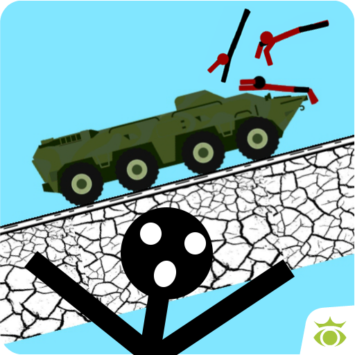 Stickman Destruction 2