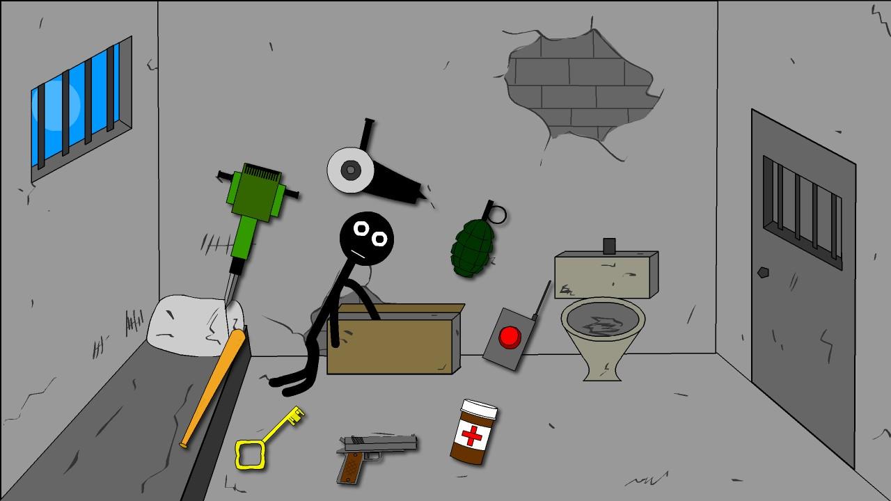 Stickman jailbreak escape 2