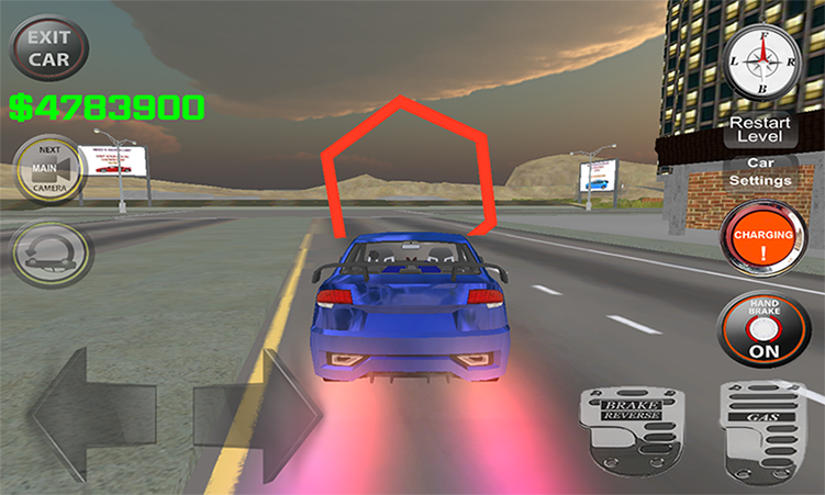 Stunt Car Driver 2