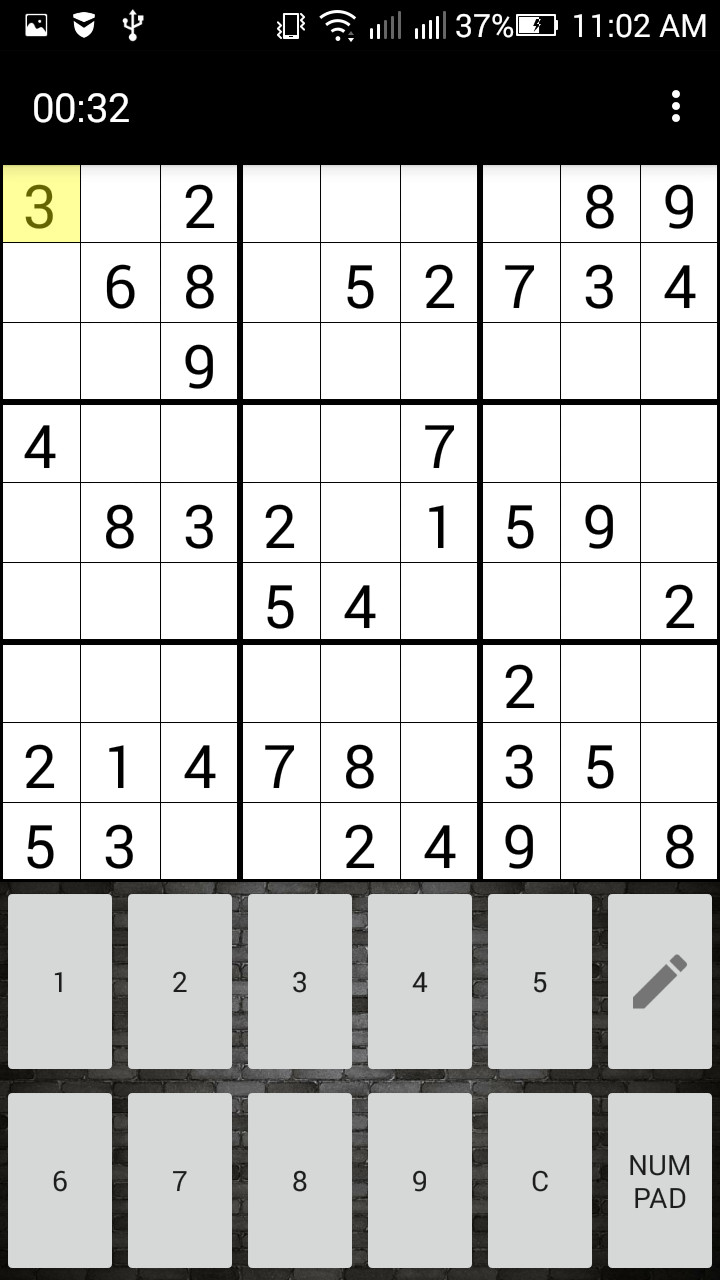 sudoku  u2013 free puzzle game
