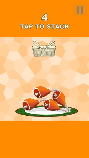 U Name It Challenge -Thanksgiving Food Stacker