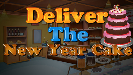 981 Escape Games - Deliver The New Year Cake