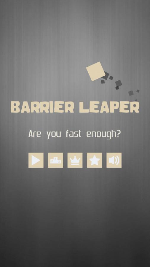Barrier Leaper
