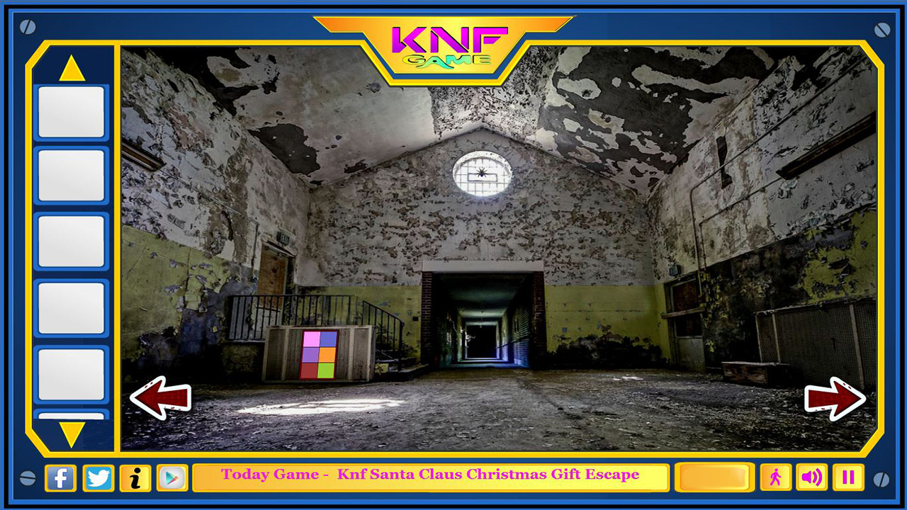 Can You Escape Creepy Hospital