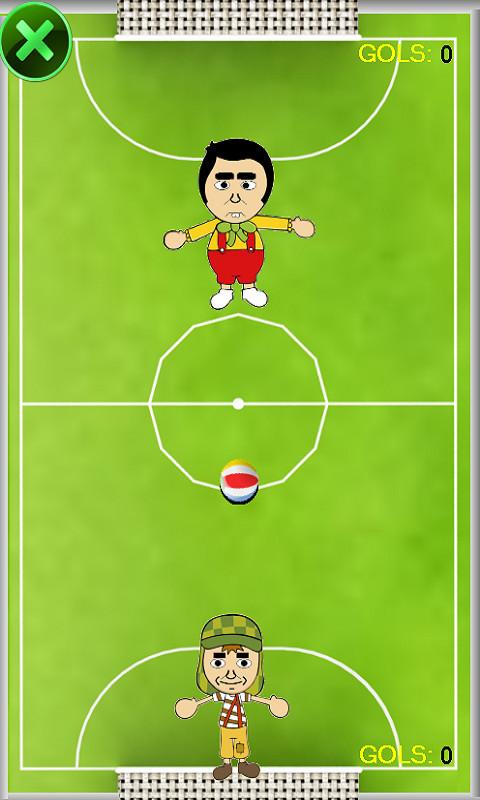 Chaves Gol a Gol