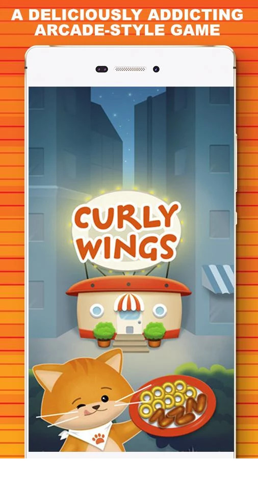 Curly Wings — Cat Lover's Game