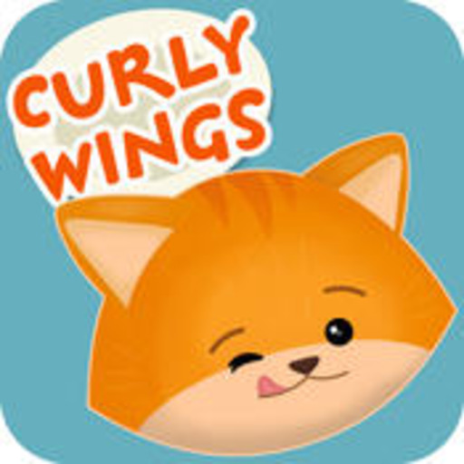 Curly Wings—Cat Lover's Game